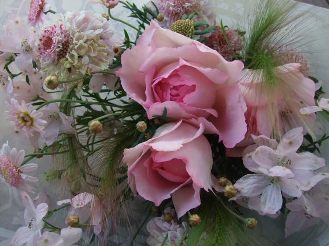 オークリーフ(母の日の花束)_f0049672_17345542.jpg