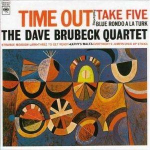 The Dave Brubeck Quartet 「Time Out」 (1959)_c0048418_694859.jpg