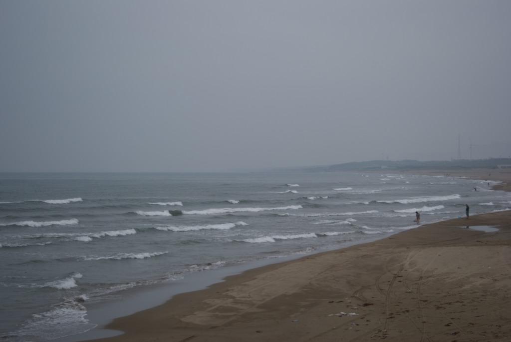 今日の海_c0132732_112207.jpg