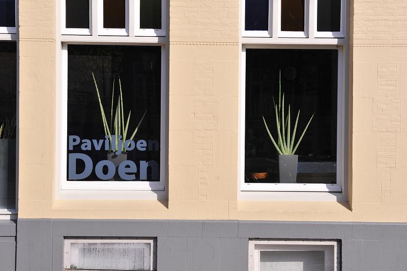 オランダ・ハーグの窓辺_f0050534_657167.jpg
