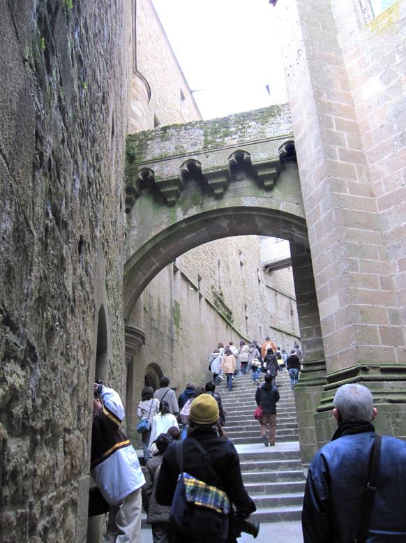フランスへGO♪♪^^♪♪ 〜モンサンミッシェル修道院^^〜_f0119369_15133645.jpg