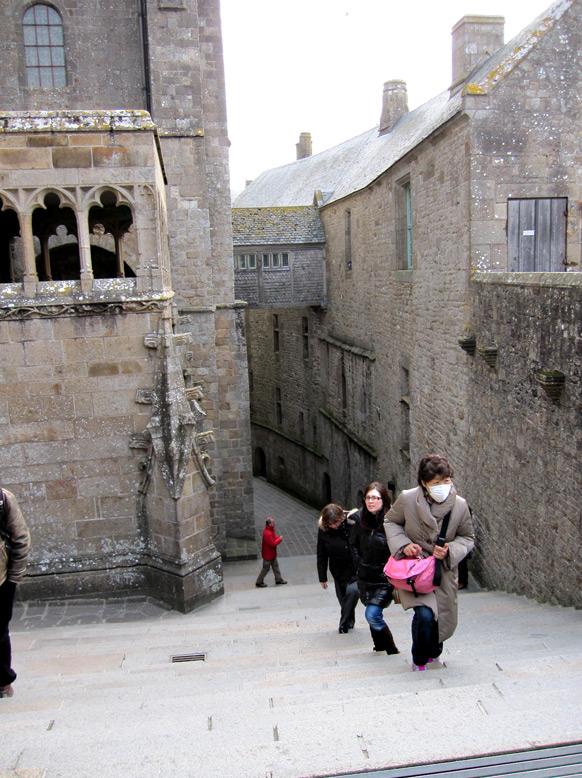 フランスへGO♪♪^^♪♪ 〜モンサンミッシェル修道院^^〜_f0119369_15234024.jpg