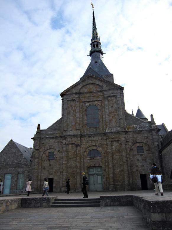 フランスへGO♪♪^^♪♪ 〜モンサンミッシェル修道院^^〜_f0119369_15325850.jpg