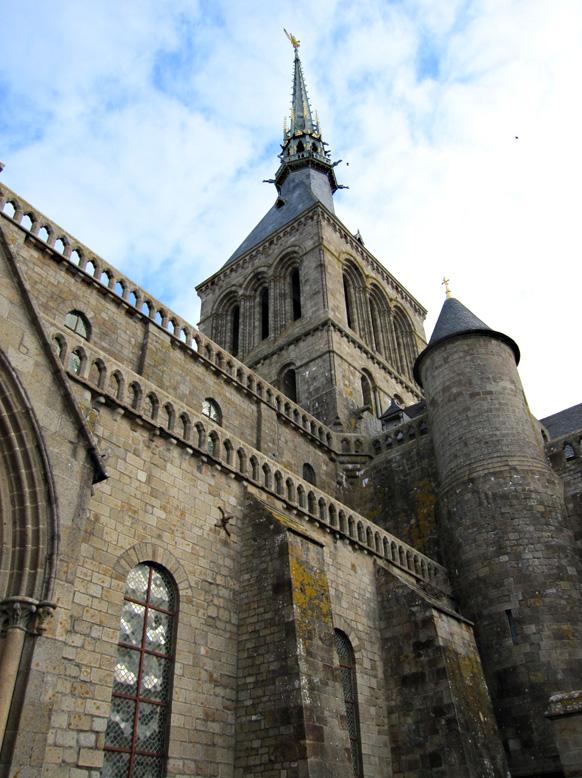 フランスへGO♪♪^^♪♪ 〜モンサンミッシェル修道院^^〜_f0119369_1532848.jpg