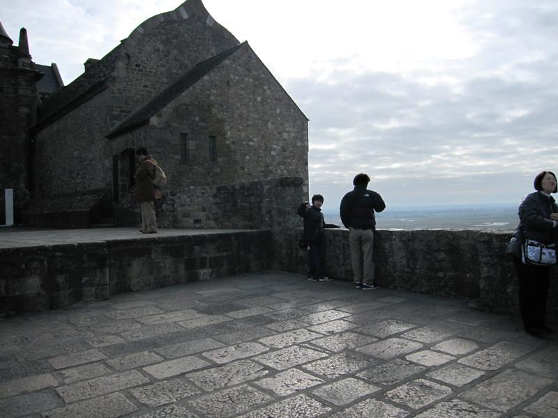 フランスへGO♪♪^^♪♪ 〜モンサンミッシェル修道院^^〜_f0119369_15333689.jpg