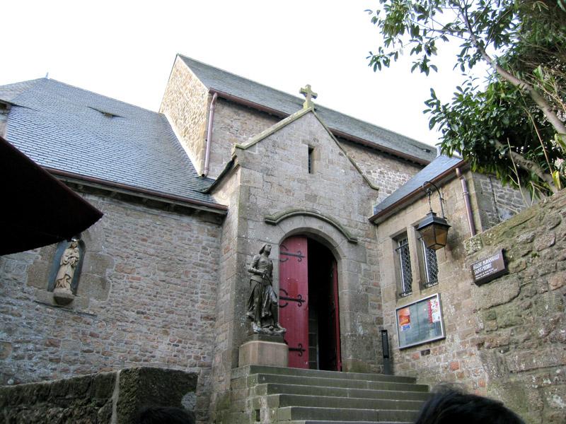 フランスへGO♪♪^^♪♪ 〜モンサンミッシェル修道院^^〜_f0119369_1544989.jpg