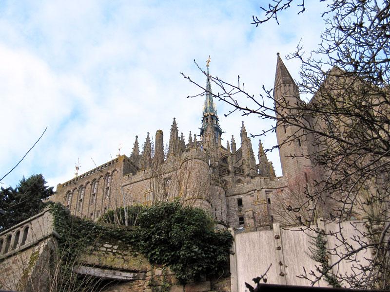 フランスへGO♪♪^^♪♪ 〜モンサンミッシェル修道院^^〜_f0119369_1565335.jpg