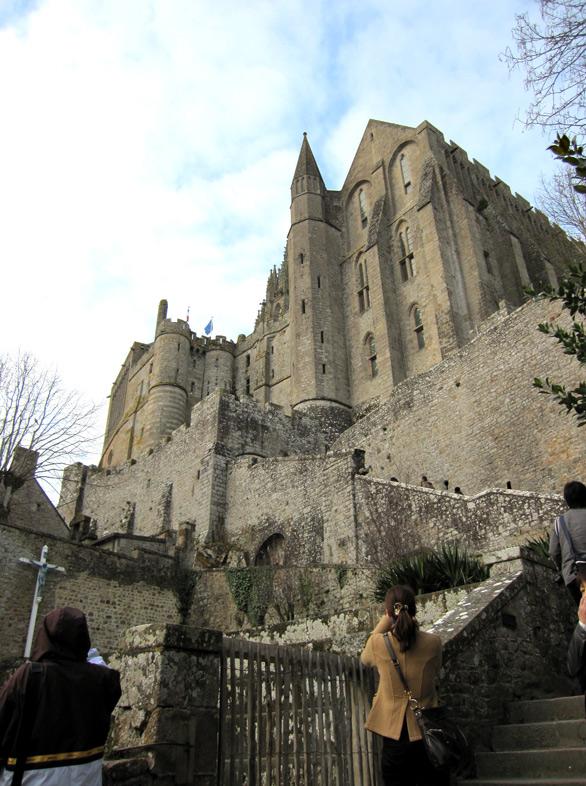 フランスへGO♪♪^^♪♪ 〜モンサンミッシェル修道院^^〜_f0119369_1574596.jpg
