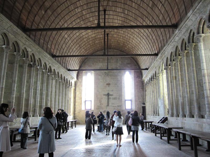 フランスへGO♪♪^^♪♪ 〜モンサンミッシェル修道院^^〜_f0119369_2134657.jpg