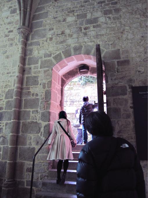 フランスへGO♪♪^^♪♪ 〜モンサンミッシェル修道院^^〜_f0119369_21471867.jpg
