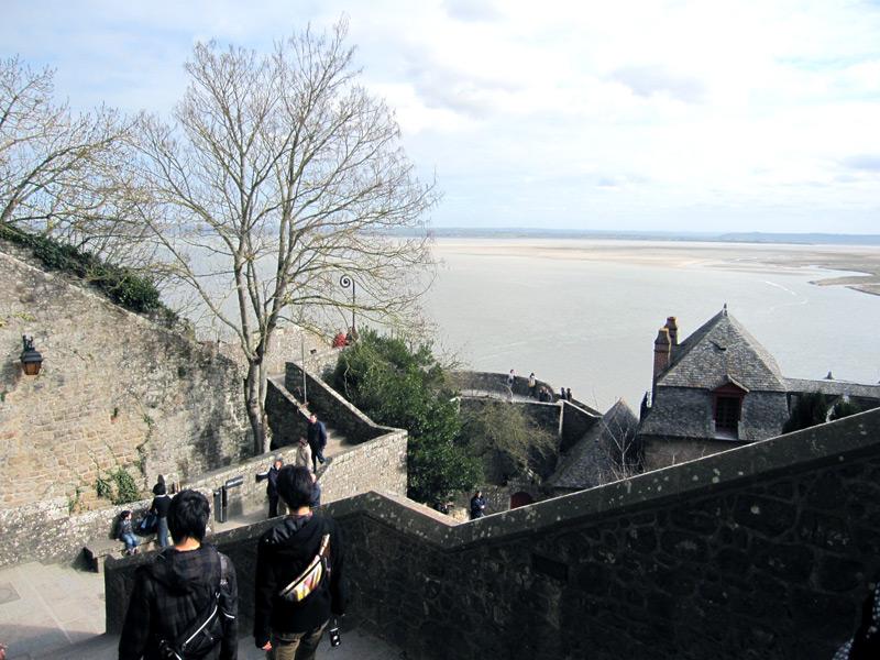 フランスへGO♪♪^^♪♪ 〜モンサンミッシェル修道院^^〜_f0119369_2218198.jpg