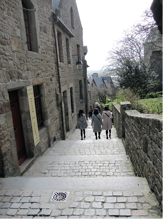 フランスへGO♪♪^^♪♪ 〜モンサンミッシェル修道院^^〜_f0119369_22185067.jpg
