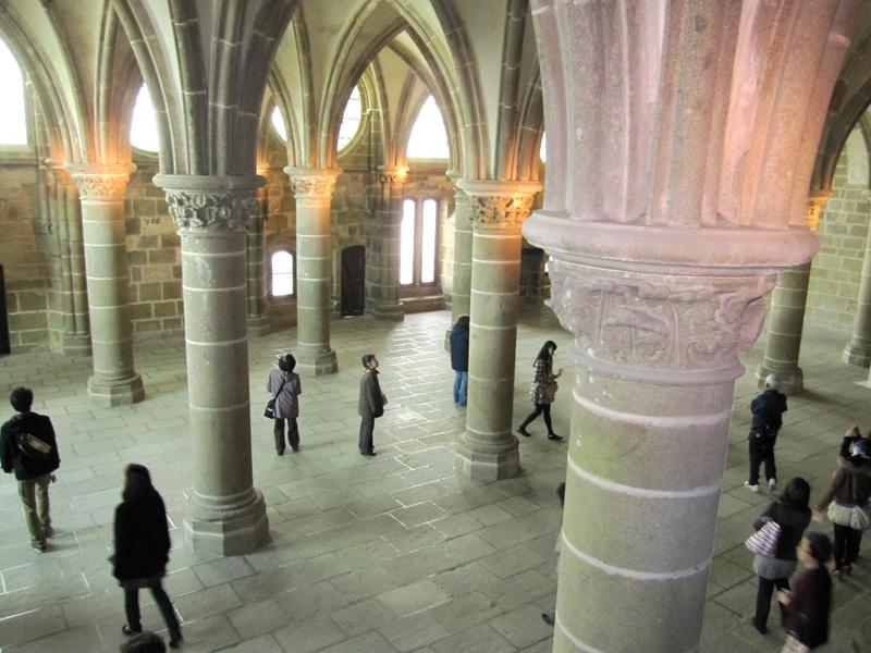 フランスへGO♪♪^^♪♪ 〜モンサンミッシェル修道院^^〜_f0119369_2234036.jpg
