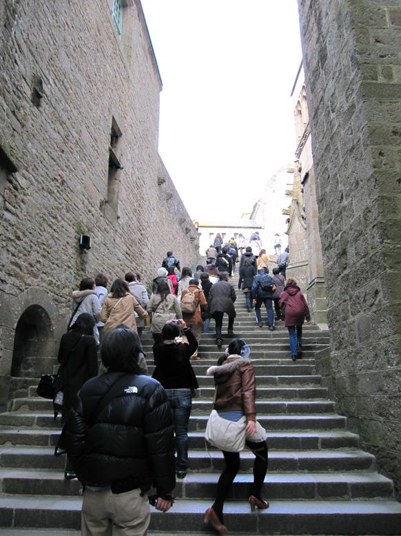 フランスへGO♪♪^^♪♪ 〜モンサンミッシェル修道院^^〜_f0119369_22393460.jpg