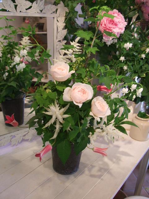 オークリーフ花の教室(島崎さんの作品)_f0049672_16442879.jpg