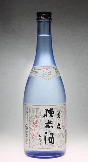 出羽ノ雪 寛造り槽前酒 本醸造生[渡會本店]_f0138598_7341123.jpg