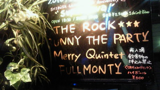 Merry Quintet @ SHIBUYA Lamama 10.05.20_d0131511_22465736.jpg