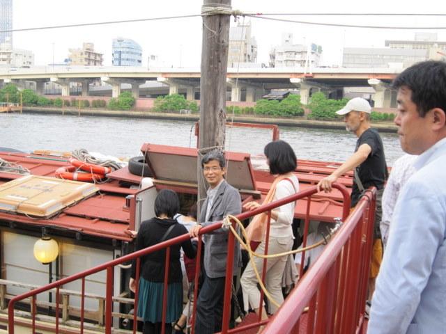 2010年5月屋形船 1_a0019928_15204677.jpg