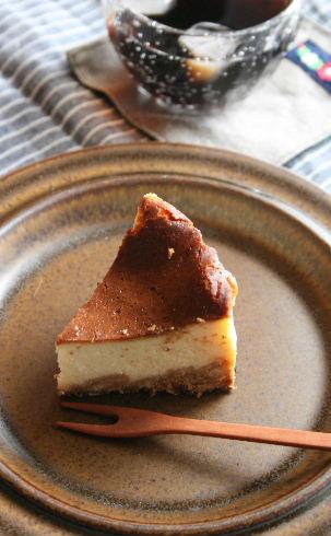 ベイクドチーズケーキ_f0082141_1032348.jpg