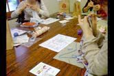ビーズの縁飾り教室☆無事終了!_b0113743_19284363.jpg