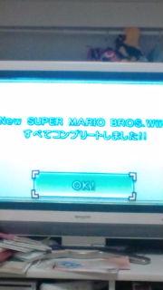 マリオ完クリ〜_e0114246_1633258.jpg