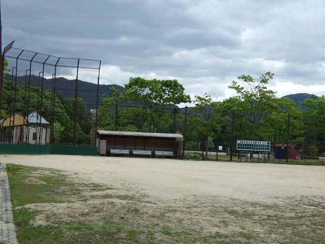 瀬野川公園・新緑の季節を歩く その4 ソフトボール場_b0095061_12471726.jpg