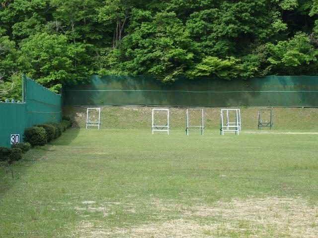 瀬野川公園・新緑の季節を歩く その5 アーチェリー広場_b0095061_12523724.jpg