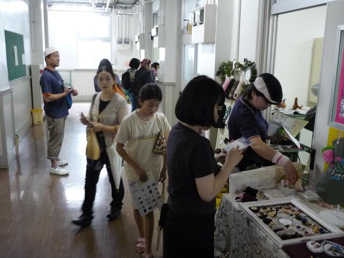 デザビレ施設公開~OPEN VILLAGE2010~_a0157872_14274368.jpg