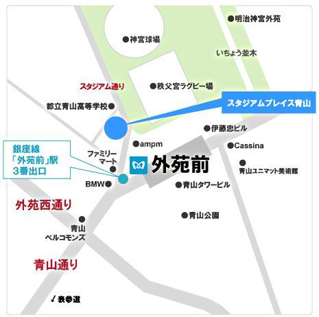 6/26(土) 青山イベント会場の部屋について_f0186787_0465864.jpg
