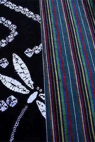 蜻蛉と粋な縞模様_f0170519_0135436.jpg