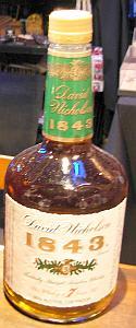 デイビッド・ニコルソン1843 7年(バーボン・ウイスキー)_b0006520_22335571.jpg