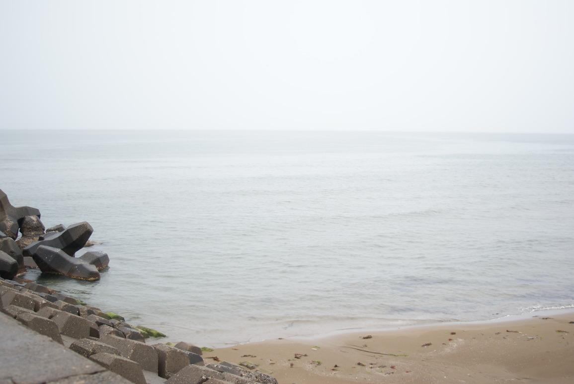 今日の海_c0132732_833243.jpg
