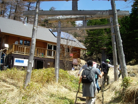 GO!GO!! 浅間登山 Part1_f0180878_1553185.jpg