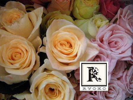 Wedding:Welcome Board\'s Flower _c0128489_15523637.jpg