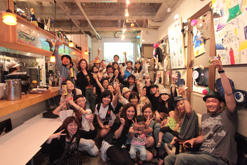 大盛況☆大好評☆大成功  第一回 KTa☆brasil WORKSHOP CLUB@La Muggina_b0032617_22131964.jpg