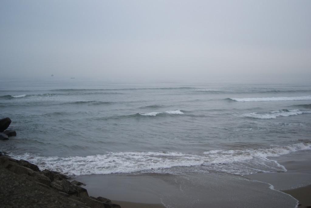 今日の海_c0132732_7355045.jpg