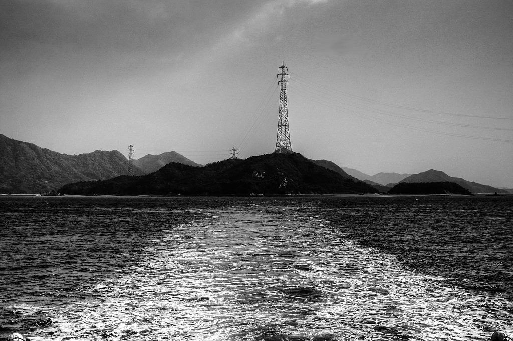 Ocean Monochromes「DISCOVER WEST」_c0214542_0294031.jpg