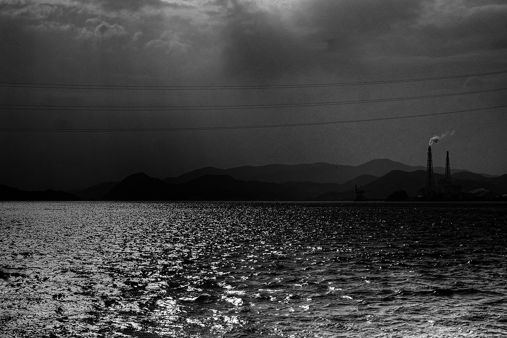 Ocean Monochromes「DISCOVER WEST」_c0214542_0301442.jpg