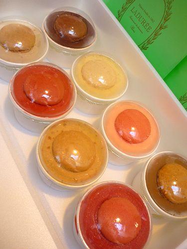 ラデュレのアイスクリーム&ソルべ♪。♡  tinygardenの贈り物^^。。。 *。:☆.。✝♪_a0053662_14224525.jpg