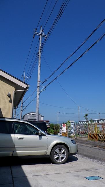 駐車場スペース_f0198764_22443990.jpg