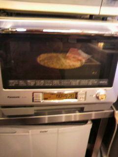 ♪オーブンが帰ってきたよ♪_a0075684_0574840.jpg