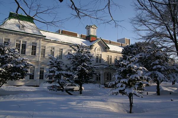 2010年 冬から春へ 北大キャンパス_c0219616_10333855.jpg