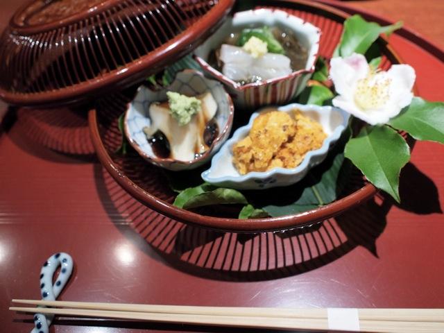 着物を着て六本木で和食を楽しむ_b0166144_23523150.jpg