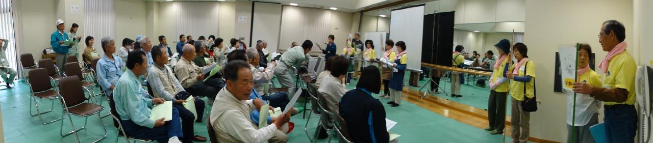 花壇管理ボランティア交流会ー1_c0108460_23371100.jpg