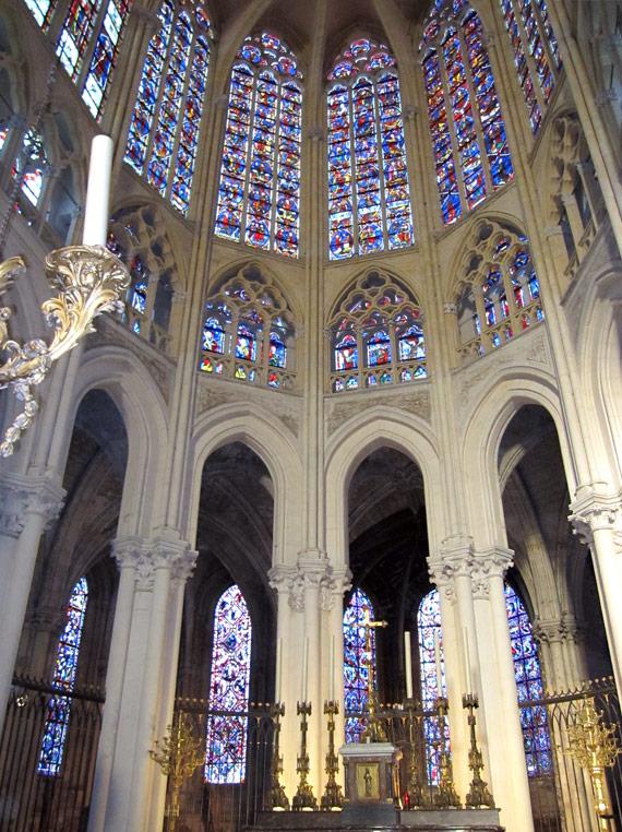 フランスへGO♪♪^^♪♪ 〜トゥールへ→サン・ガディアン大聖堂〜_f0119369_10535210.jpg