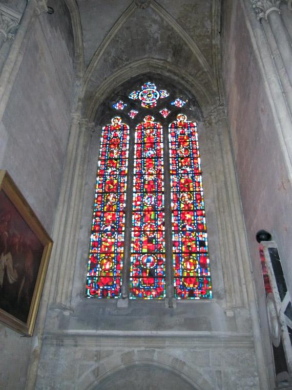 フランスへGO♪♪^^♪♪ 〜トゥールへ→サン・ガディアン大聖堂〜_f0119369_10563413.jpg