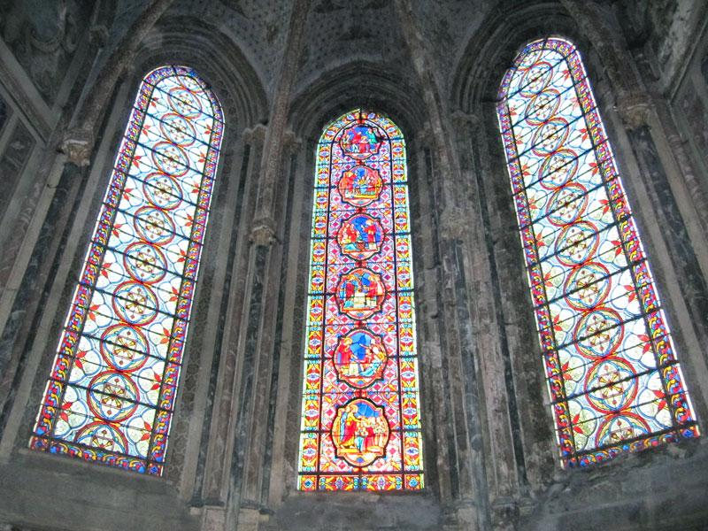 フランスへGO♪♪^^♪♪ 〜トゥールへ→サン・ガディアン大聖堂〜_f0119369_1057448.jpg