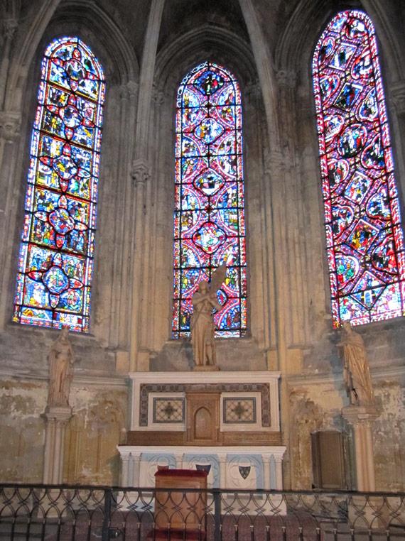 フランスへGO♪♪^^♪♪ 〜トゥールへ→サン・ガディアン大聖堂〜_f0119369_1102010.jpg