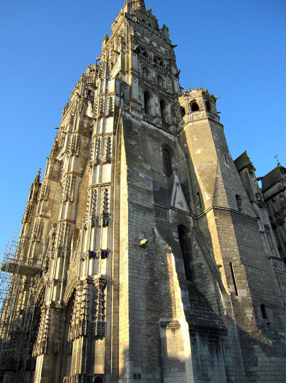 フランスへGO♪♪^^♪♪ 〜トゥールへ→サン・ガディアン大聖堂〜_f0119369_11133345.jpg