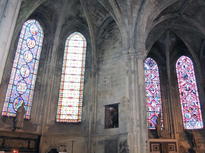 フランスへGO♪♪^^♪♪ 〜トゥールへ→サン・ガディアン大聖堂〜_f0119369_111640.jpg